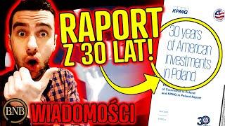 Amerykanie ZNISZCZYLI Polskę w 30 LAT! Ujawniamy RAPORT | WIADOMOŚCI