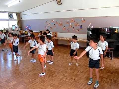 英語教室(5歳児クラス)2018年8/23