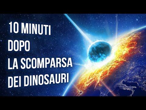 Ecco Cosa Successe 10 Minuti Dopo La Scomparsa Dei Dinosauri
