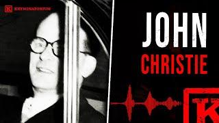 Ciała kobiet ukrył we wnęce w kuchni – JOHN CHRISTIE z Rillington Place 10