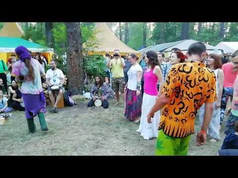 Танцевальная Кундалини йога по системе Ошо