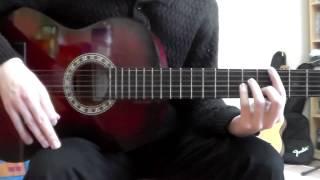 Ben Ne Yangınlar Gördüm (Gitar Dersi) - Zakkum