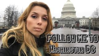 Washington DC   День в Вашингтоне   Экскурсия по Капитолия, Белому дому и Вашингтон Пост
