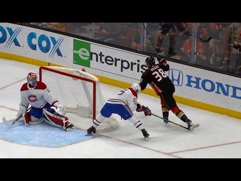 10/20/17 Condensed Game: Canadiens @ Ducks