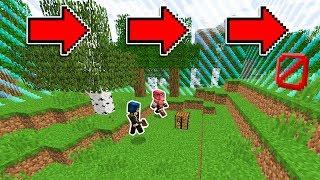 Minecraft ITA - Sopravvivere stando in COSTANTE MOVIMENTO! - W/Lyon