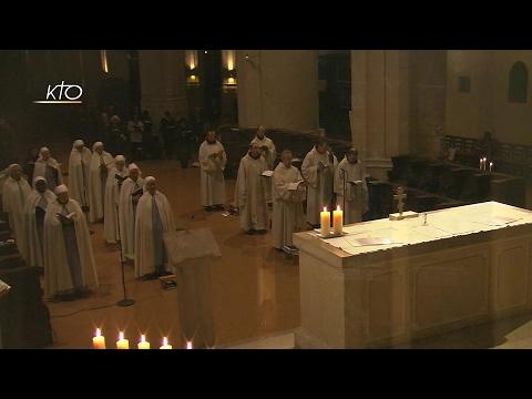 Vêpres et messe du 18 février 2017