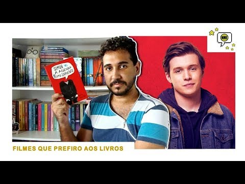 5 FILMES que prefiro aos LIVROS | Na Minha Estante