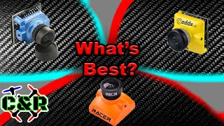 Micro FPV camera showdown | Racer2 vs. Micro Arrow vs. Turbo Micro