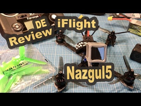 Nazgul5 FreeStyle Runcam 5 Review
