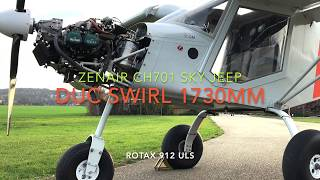 ZENAIR CH701 DUC 1730