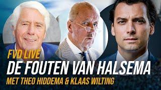 De fouten van Halsema! - FVD Journaal #24 LIVE