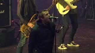 Liam Gallagher Entrance And Rock N Roll Star Dublin 231119