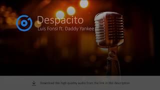 Download Luis Fonsi - Despacito ft. Daddy Yankee mp3 - Get mp3