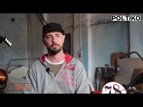 Njerëz të Shqipërisë/ 'Ofiçina e mrekullive', ku durrsaku Elvis Vogli prodhon biçikleta 'Chopper'