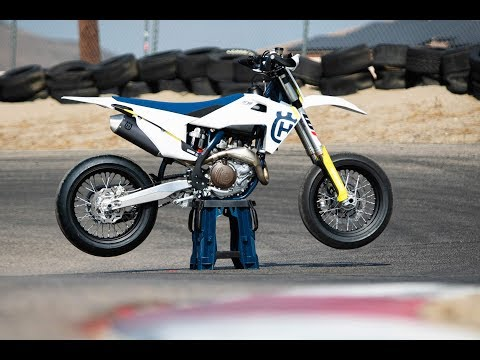 2019 Husqvarna FS 450 First Ride Review