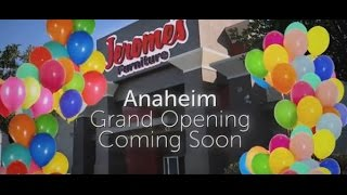 Grand Opening of Jerome's Furniture in Anaheim!
