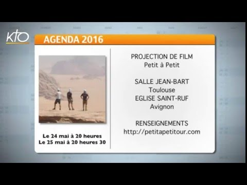 Agenda du 20 mai 2016