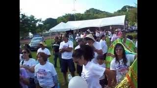 preview picture of video 'Actividad Relevo Por La Vida - Manati PR - Mayo 26, 2012 - Team Pfizer'