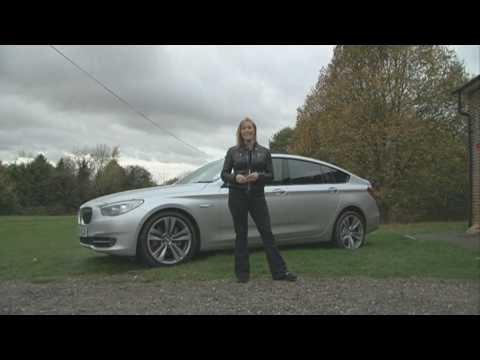Fifth Gear: Web TV Edition 13  BMW 5 Series Gran Turismo