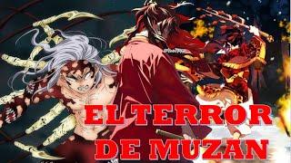 Muzan Kibutsuji  - (Demon Slayer: Kimetsu no Yaiba) - MUZAN es HUMILLADO    EL ABRUMADOR PODER de YORIICHI    Review 187 Kimetsu no Yaiba