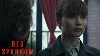 RED SPARROW Training Montage