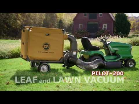 2021 DR Power Equipment Pilot 200 in Ukiah, California - Video 1