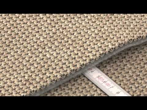 Installation guideline for Carpet Concept´s flat woven carpeting with acoustic backing