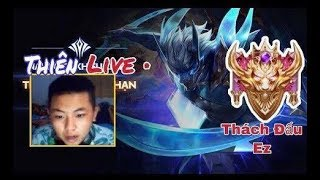 Thiên LIVE - Đual Rank Tóp 1 Cùng Msuong Và Sấm 8h Live facebook nha mn