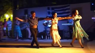 """Греческий танец """"Сиртаки"""""""