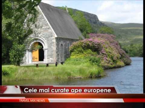 Cele mai curate ape europene – VIDEO