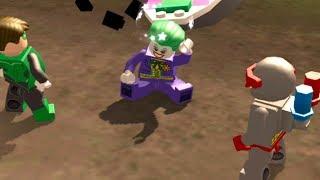 LEGO Batman 2: DC Super Heroes (PS Vita/3DS) Joker Getaway - Free Play