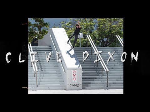 "preview image for Clive Dixon's ""creep"" Part"