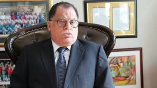 Following yesterdays interview here is the full version of SAFA President Dr