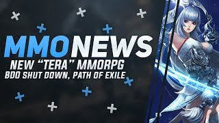 MMORPG News: New TERA: Frontier MMO, BDO RU Shut Down, Path of Exile PS4 Delayed
