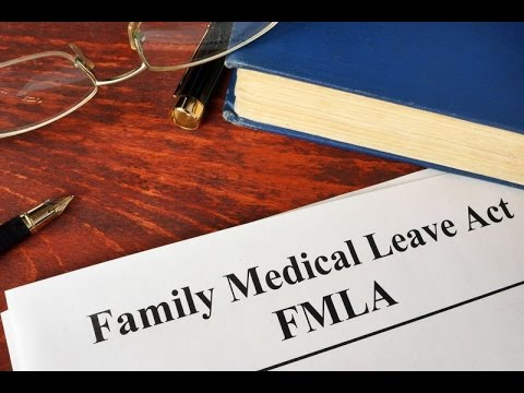 What is the Family Medical Leave Act? Video