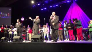 "The Impressions ""Amen"" live in concert 2015"