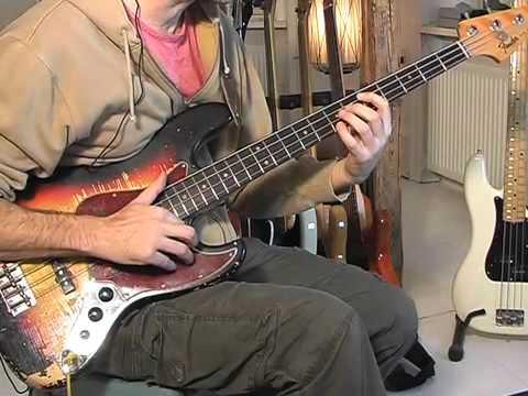 Hair - Larry Graham - bass lesson