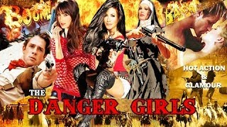 The Danger Girls  Full Hollywood Super Dubbed Hindi Action Thriller Film  HD Latest Movie 2016
