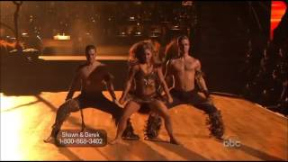 Season 15 - Shawn Johnson & Derek Hough Journey
