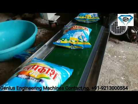 Grains Packaging Machine