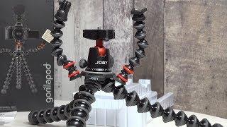 Unboxing Joby GorillaPod Rig JB01522