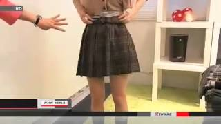 NHK Japanese School Uniform Fashion