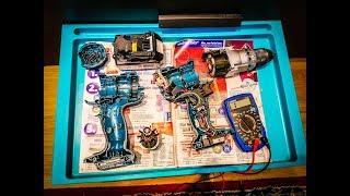 Makita Akkuschrauber Reparieren - spart euch Geld und repariert!