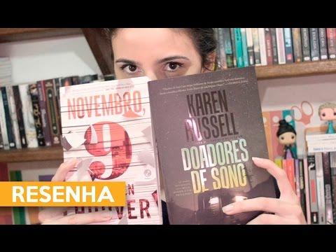 NOVEMBRO 9 x DOADORES DE SONO | Admirável Leitor