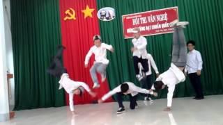 Nhảy Hiphop THCS Nguyễn Thị Định