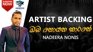 Oba Noena Kaarane - Nadeera Nonis  2018 Live With Sensate 2nd Anniversary Show