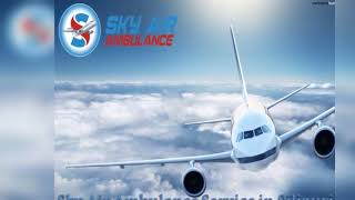 Choose Leading Air Ambulance Service in Indore