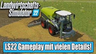 LS22 - LS22 Gameplay mit vielen Details! - LS22 News