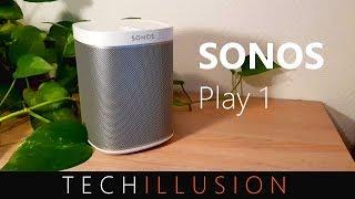 Der BESTE Multiroomlautsprecher? - Sonos Play 1 - Review und Test