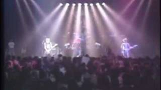 The Exploited - About To Die, Live @ Japan 1991.